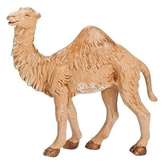 "7.5"" Fontanini Standing Baby Camel"