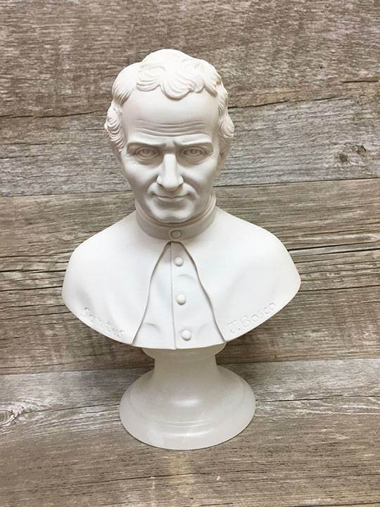 "8.5"" Don Bosco Bust"