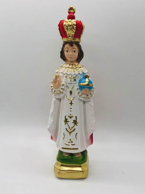 "8"" Infant Of Prague Statue from Italy"
