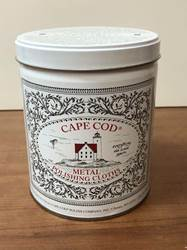 8828 Cape Cod Polish Tin 8828 Cape Cod Metal Polish Tin, metal polish, gold polish, silver polish, chalice cleaner, chalice refinish