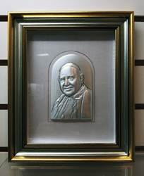 "9.25"" Pope John XXIII Picture from Italy"