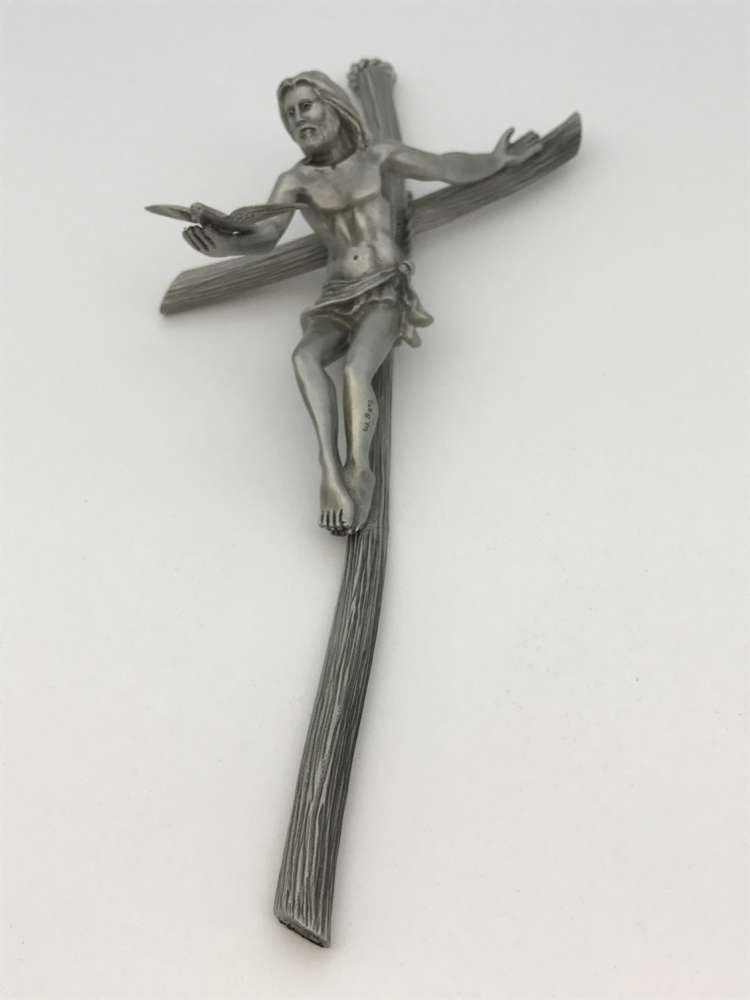 "9"" Gift of the Spirit Crucifix"