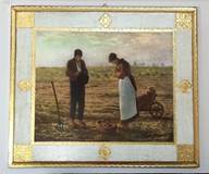 The Angelus Framed Artwork