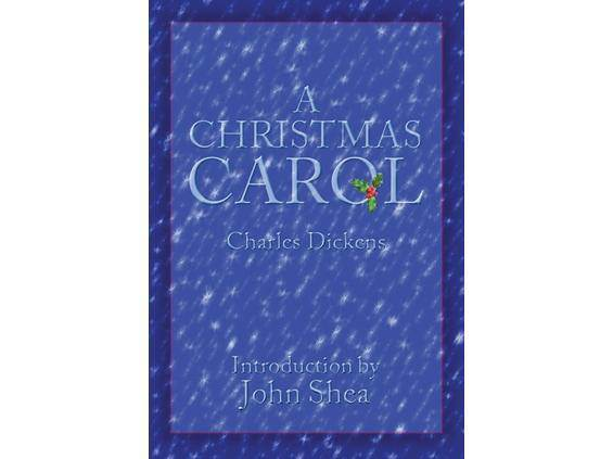A Christmas Carol christmas carol, books, christmas book, charles dickens, classic read, holiday gift, 978-0-8-7946-442-4, 9780879464424