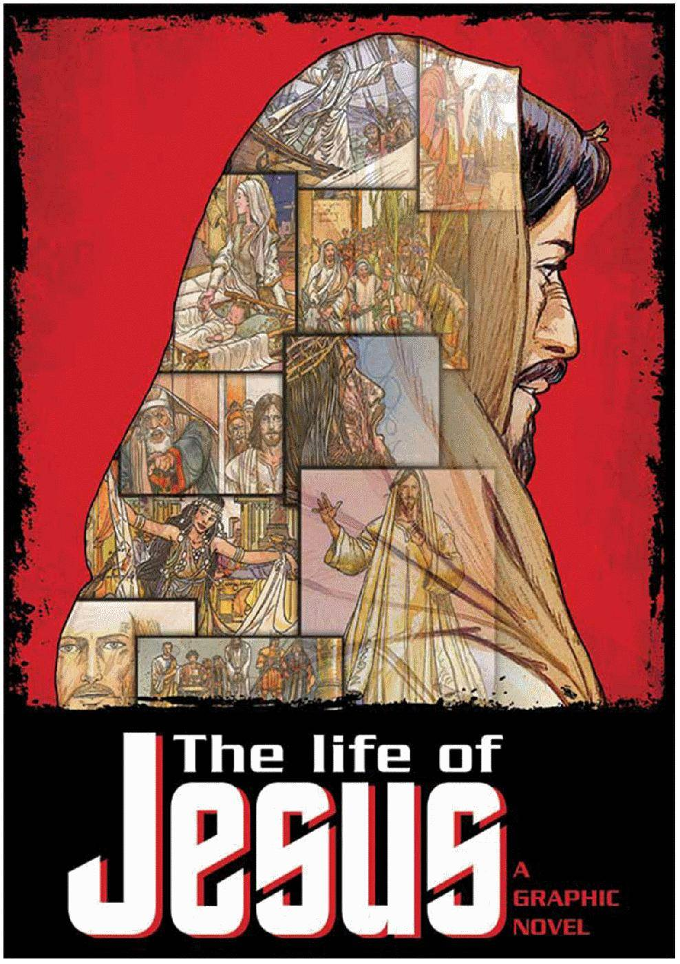A Life of Jesus: A Graphic Novel