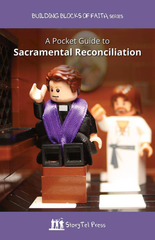 A Pocket Guide to Sacramental Reconciliation