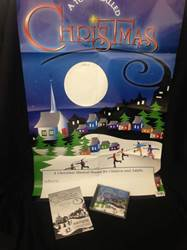 A Town Called Christmas Musical Drama musical, holiday musical, play, christmas play, christmas production, holiday play, childrens play,0570074118