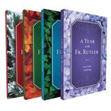 A Year with Fr. Rutler 4 Vol Set Paperback