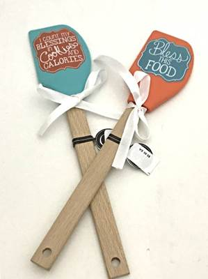 Assorted Blessed Silicone Spatulas