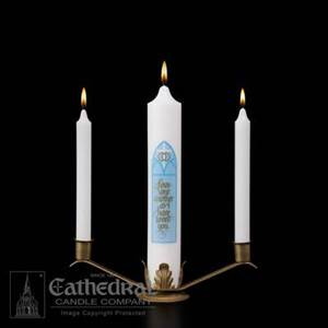 Abiding Love Wedding Candle Ensemble
