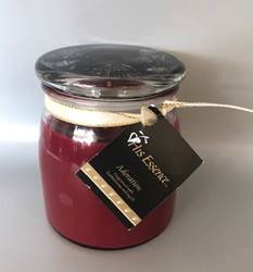 Adoration 14 oz. Jar Candle (Frankincense & Myrrh Scent)