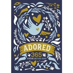 Adored 365 Devotions for Young Women