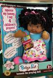African American Hannah Prayer Doll