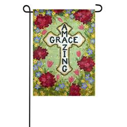 Amazing Grace Garden Flag