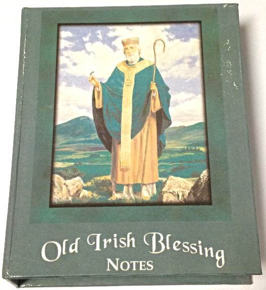 An Old Irish Blessing Notes