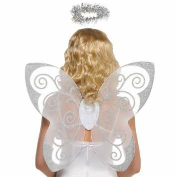 Childrens Angel Nativity Costume