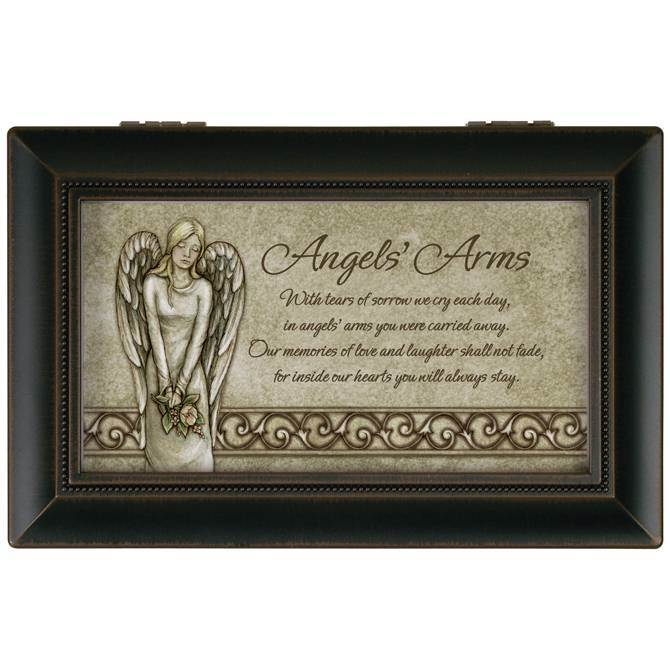 Angel's Arms Music Box