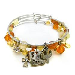 Believe 3pc Bangle Bracelet Set