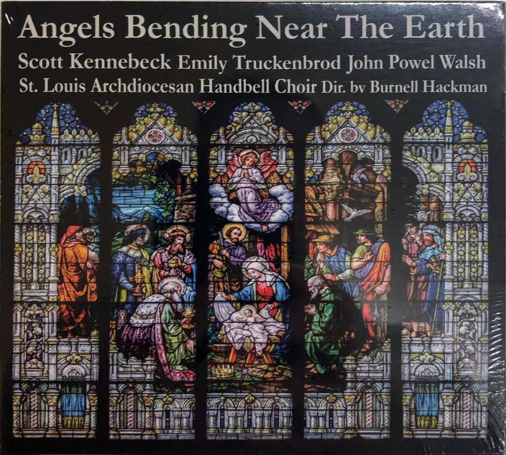 Angels Bending Near the Earth Christmas CD