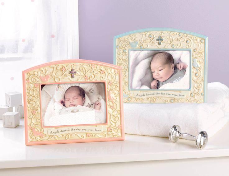 Angels Danced Baby Frame