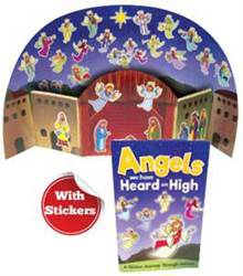 Angels We Have Heard on High Sticker Book *WHILE SUPPLIES LAST*