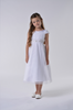 Annabelle-Full Figured First Communion Dress first communion dress,