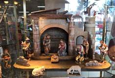 Anri Wood Carved Nativity