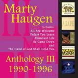 Anthology III: 1990-1996 The Best of Marty Haugen CD