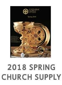 Catholic Supply 2018 Spring Church Supply Catalog
