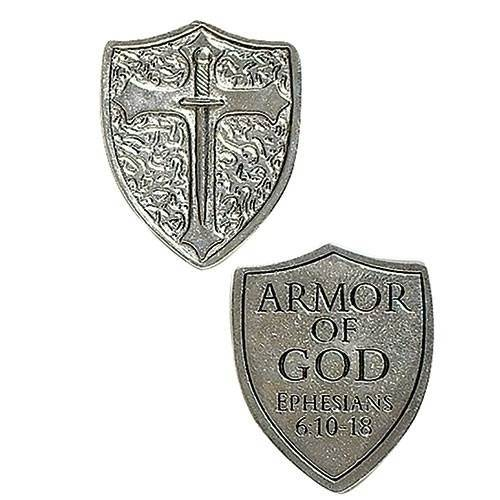 Armor of God Pocket Token