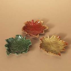 Harvest leaf Dish