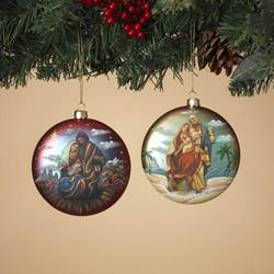 Assorted Christmas Ornaments (sold each)