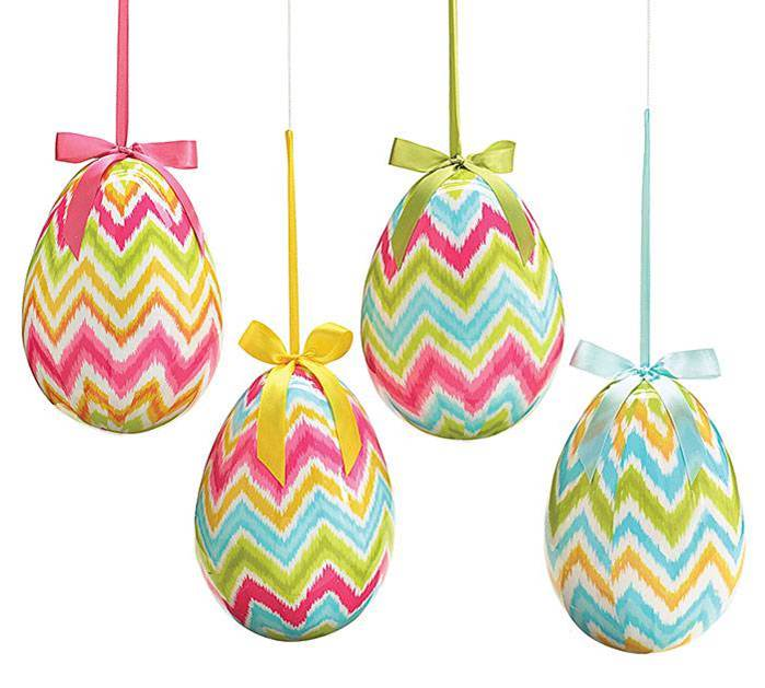 Assorted Egg Ornaments, Sold Individually