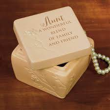 Aunt Trinket Box *WHILE SUPPLIES LAST*