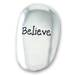 BELIEVE THUMB STONE