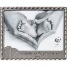 Baby Footprints Photo Frame