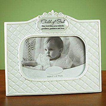 Child of God Quilted Photo Frame