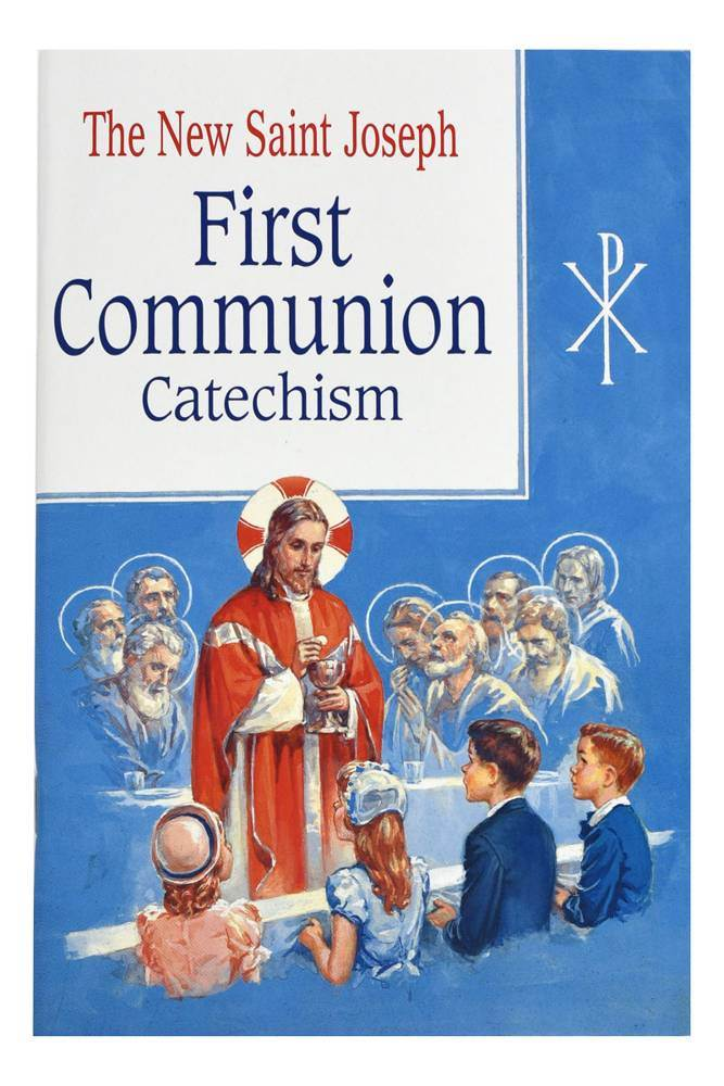 St. Joseph First Communion Catechism (No. 0) Prepared From The Official Revised Edition Of The Baltimore Catechism The New Saint Joseph First Communion Catechism from Catholic Book Publishing contains the revised text of the official Baltimore Catechism (N