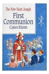 St. Joseph First Communion Catechism (No. 0) Prepared From The Official Revised Edition Of The Baltimore Catechism The New Saint Joseph First Communion Catechism from Catholic Book Publishing contains the revised text of the official Baltimore Catechism