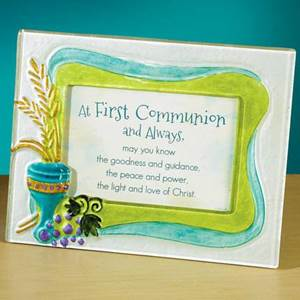 First Communion Frame*WHILE SUPPLIES LAST*
