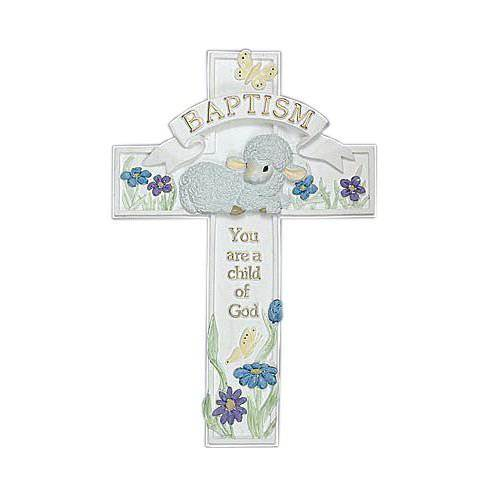 Baptism Wall Cross, You are a Child of God