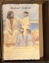 Baptismal Certificate, Jesus with the Children