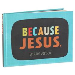 Because Jesus Book