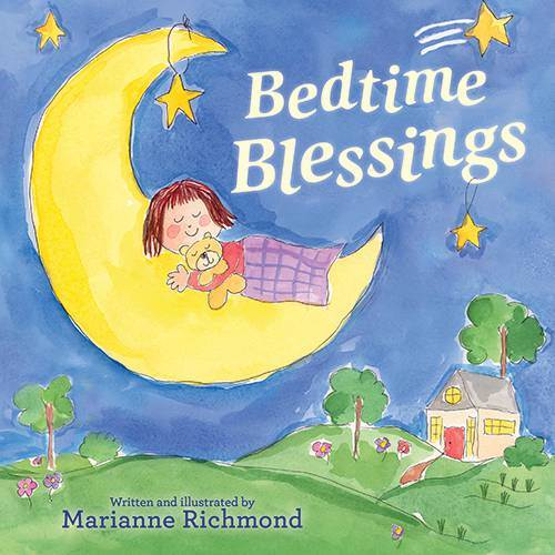 Bedtime Blessings Hard Cover