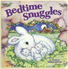 Bedtime Snuggles bedtime books, baby animal book, childrens book, kids book, baby book, nightime book, 9780824919702