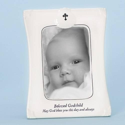 Beloved Godchild Frame