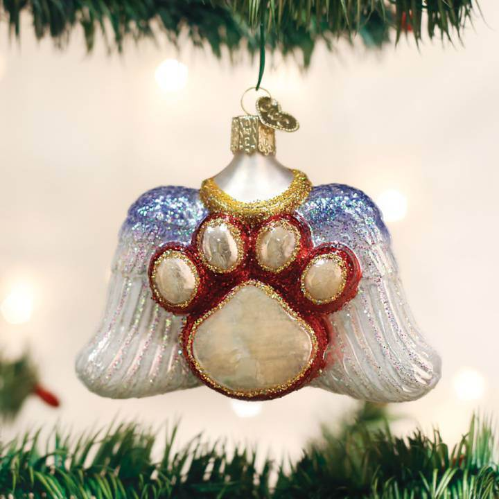 Memorial Pet Ornament