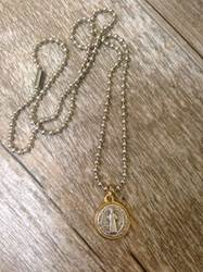 Benedictine Blessing Necklace