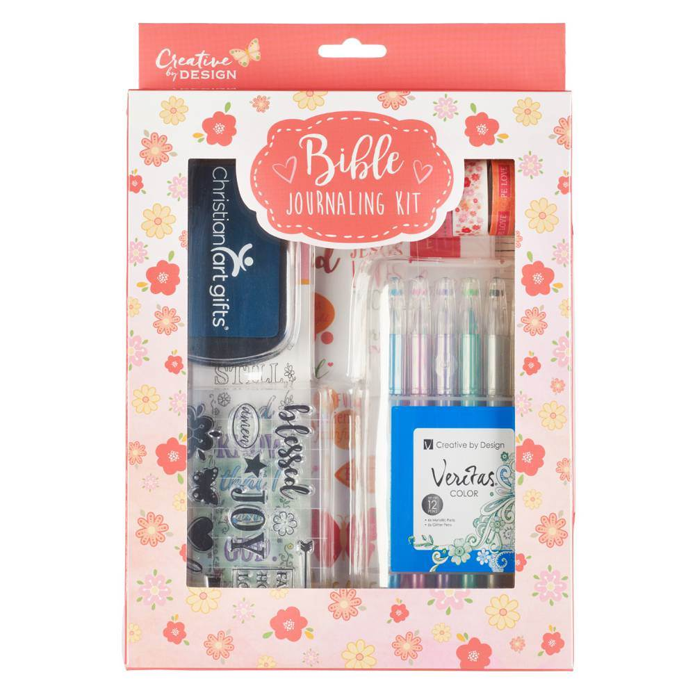 Bible Journaling Kit, Pink