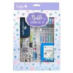 Bible Journaling Kit, Purple